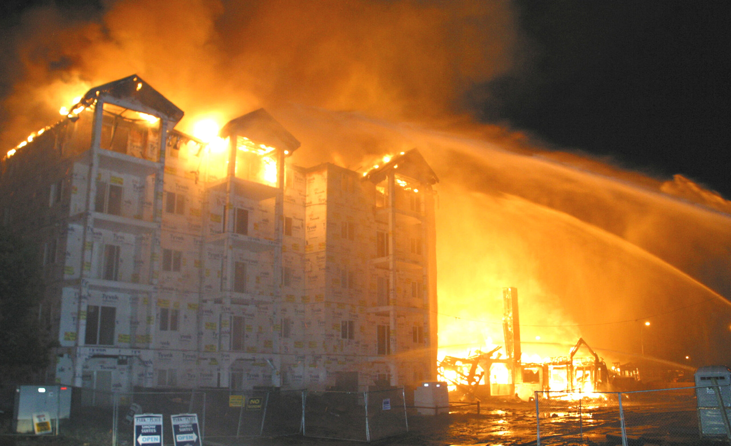 Tenants Insurance Fire Claime
